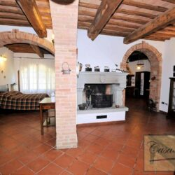Ancient Villa With Pool Overlooking Asciano, Siena 16