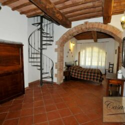 Ancient Villa With Pool Overlooking Asciano, Siena 19