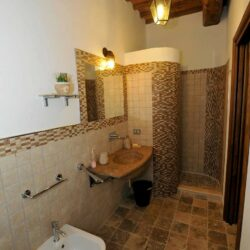 Ancient Villa With Pool Overlooking Asciano, Siena 21