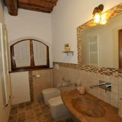 Ancient Villa With Pool Overlooking Asciano, Siena 22