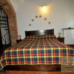 Ancient Villa With Pool Overlooking Asciano, Siena 24