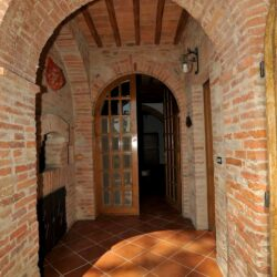 Ancient Villa With Pool Overlooking Asciano, Siena 26