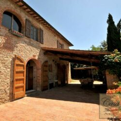 Ancient Villa With Pool Overlooking Asciano, Siena 33