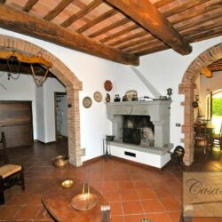 Ancient Villa With Pool Overlooking Asciano, Siena 35