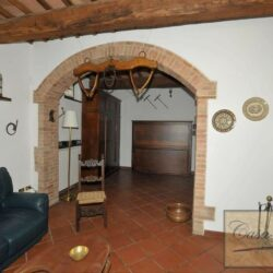 Ancient Villa With Pool Overlooking Asciano, Siena 36