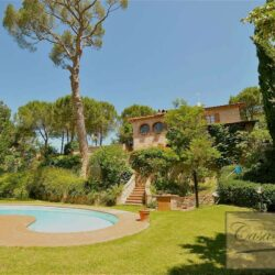 Ancient Villa With Pool Overlooking Asciano, Siena 41