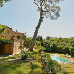Ancient Villa With Pool Overlooking Asciano, Siena 43