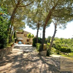 Ancient Villa With Pool Overlooking Asciano, Siena 44