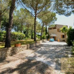 Ancient Villa With Pool Overlooking Asciano, Siena 47