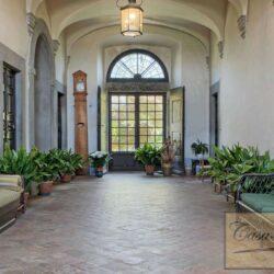 Auction Property | Breathtaking Estate Near Pescia 69