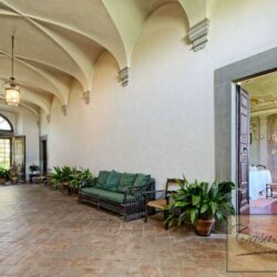 Auction Property | Breathtaking Estate Near Pescia 68