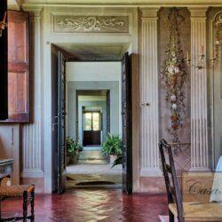 Auction Property | Breathtaking Estate Near Pescia 65