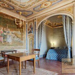 Auction Property | Breathtaking Estate Near Pescia 56