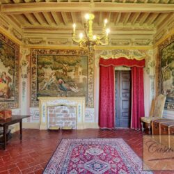 Auction Property | Breathtaking Estate Near Pescia 49