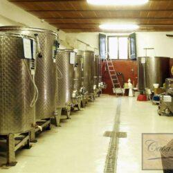 Auction Property | Breathtaking Estate Near Pescia 80