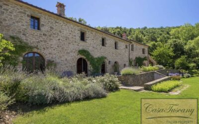 Stunning House with Cortona View + Pool