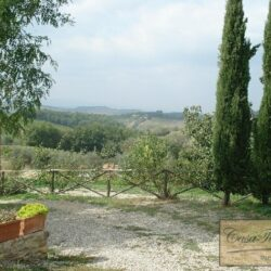 Winery and Agriturismo near Castellina in Chianti 28