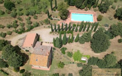 Two Chianti Houses with Annex + Pool