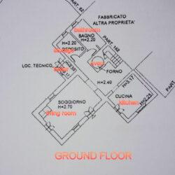 Todi Restored Farmhouse + Annex 48