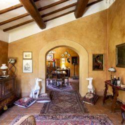House with Pool for sale near Sarteano Tuscany (15)-1200