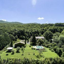 House with Pool for sale near Sarteano Tuscany (7)-1200