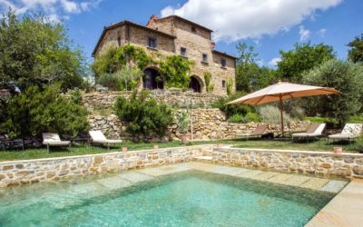 Chianti Farmhouse with Pool and 2 Hectares