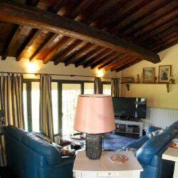 Montespertoli Restored Barn with pool (11)