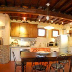 Montespertoli Restored Barn with pool (5)