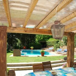 Montespertoli Restored Barn with pool (8)