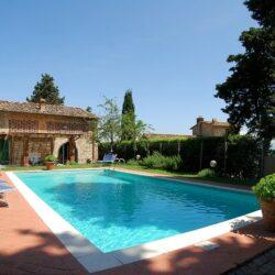 Montespertoli Restored Barn with pool (9)