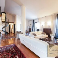 Penthouse Apartment with Terrace in Central Viareggio 16
