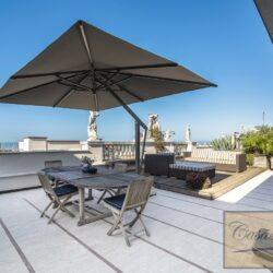 Penthouse Apartment with Terrace in Central Viareggio 22