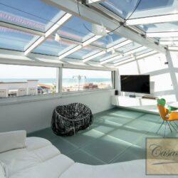 Penthouse Apartment with Terrace in Central Viareggio 26