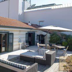 Penthouse Apartment with Terrace in Central Viareggio 30