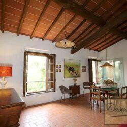 Renovated Peccioli Farmhouse with Pool and Loggia 13