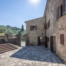 Sarteano Villa with Roman Pool, Tuscany (22)-1200