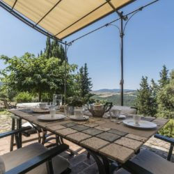 Apartment with Pool for Sale near San Gimignano image 39