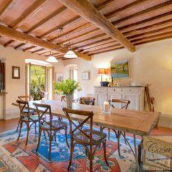 Tuscan Farmhouse with Pool for sale near Panzano in Chianti (13)