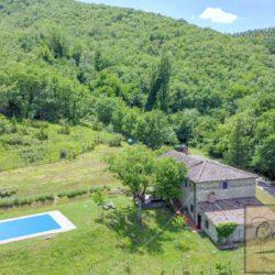 Tuscan Farmhouse with Pool for sale near Panzano in Chianti (3)