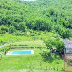 Tuscan Farmhouse with Pool for sale near Panzano in Chianti (4)