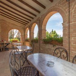 V4151 Large farmhouse for sale near Siena (34)-1200