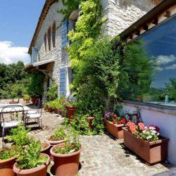 V4595C Villa with Lake View Civitella del Lago (6)