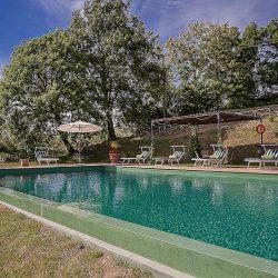 Orvieto farmhouse with pool for sale 28