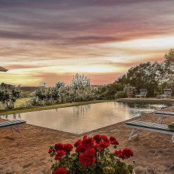 Orvieto farmhouse with pool for sale 49