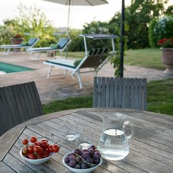 Orvieto farmhouse with pool for sale 50