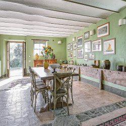 Orvieto farmhouse with pool for sale 52