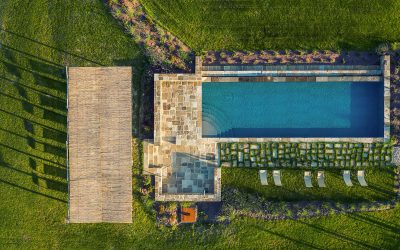 Superb Val D'Orcia Farmhouse, Annex + Pool