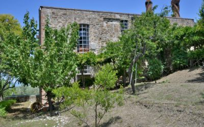 Unique Restored Property for Sale in Umbria with Lake View