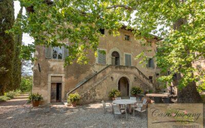 Renovated Historic Tuscan Villa with Pool