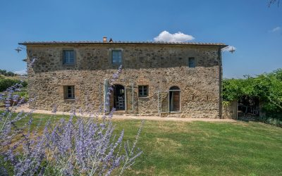 Val d'Orcia Farmhouse with Pool + Apartments